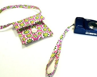 Classy Camera Case and Strap pdf Sewing Pattern