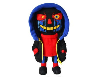 Errortale - Sans Designer Plush Toy