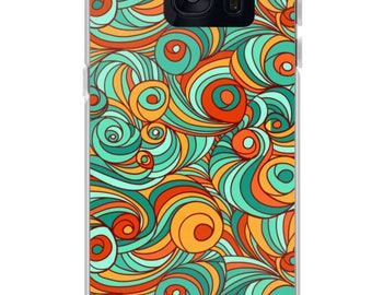Retro Vibe Phone Case for Apple iPhone and Samsung Galaxy