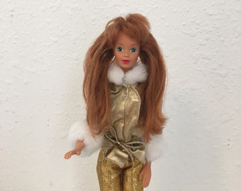 Vintage Midge Doll, Red Hair Barbie, Freckles Barbie, Vintage Barbie