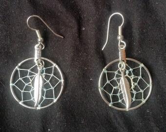 Dreamcatcher Earrings (#239)