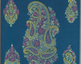 Book of Paisleys and other Designs from India by K Prakash