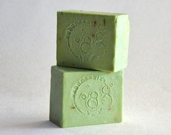 PINE SOAP -   handmade soap  all natural soap bar  vegan soap  rustic soap  bath soap