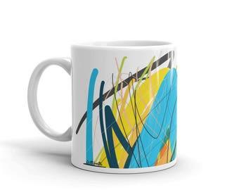 SGRIB Print Ceramic Mug 11oz or 15oz - design number twenty-two