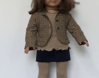 American Girl Doll Winter Ensemble