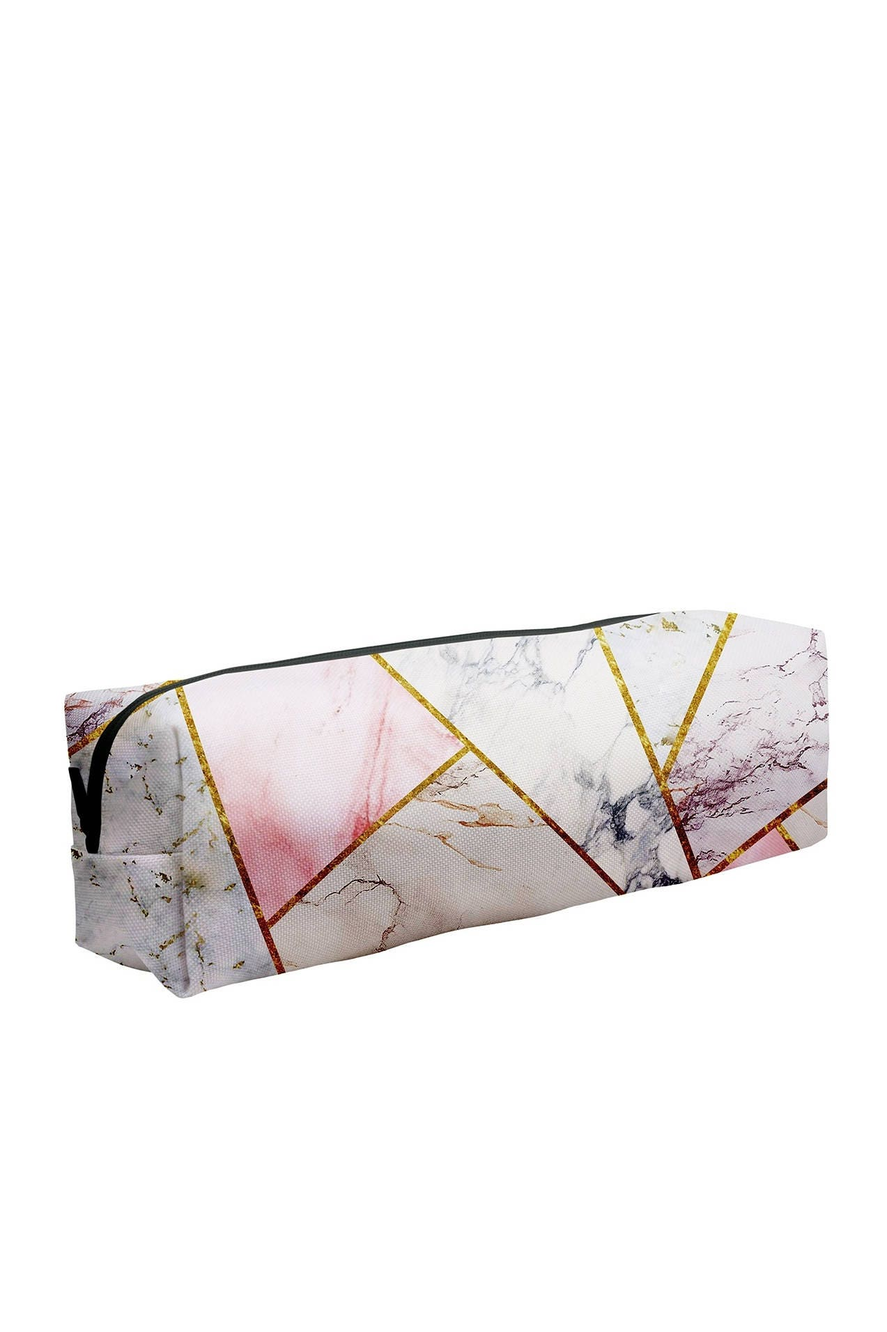 Marble Mix Pencil Pen Case Box Pencilcase School Tools Pocket