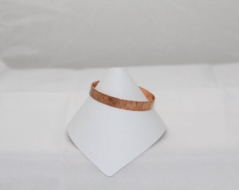 Cuff bracelet adjustable one of a kind