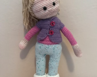 Name Your Own Doll