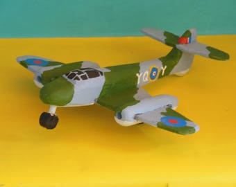 Gloster Meteor Toy Airplane