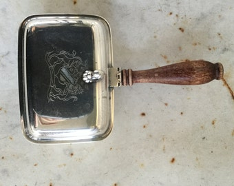 Vintage Oneida Silver Plate Crumber