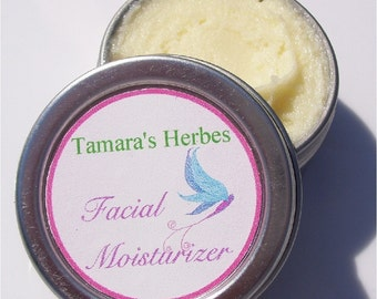 Facial Moisturizer All Natural