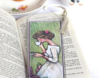 Afternoon Tea Bookmark