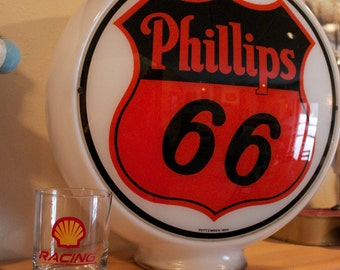 Collector's Shell Racing Glass