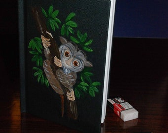 Write Your Own Tails Notebook: Tarsier