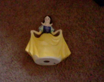Vintage Snow White figurine