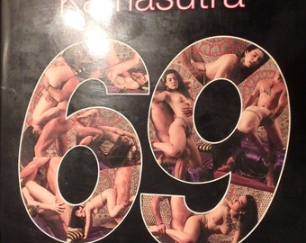 1991 -64 page german edition- Die Positionen des Kamasutra