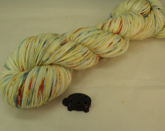 Lucky Fish Hand Dyed Sock Yarn