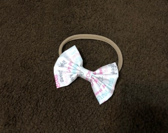 Baby colors Bow