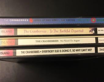 Four Cranberries CDs
