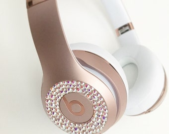 Swarovski Crystals to Customize Beats By Dre Headphones, Semi Full Style (Beats not included)