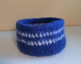 Bowl Felted Wool