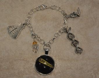 Crime Lab Bracelet