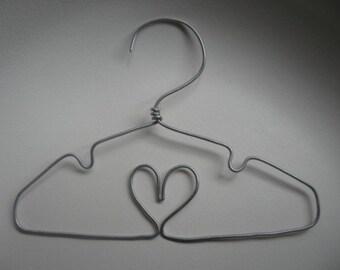 Heart Hanger The Original Teeny Tiny I Heart You Hanger by LilaFrances