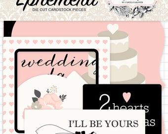 Wedding Bliss Ephemera