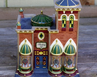 Dept 56 Christmas in the City, Sterling Jewelers,  2001