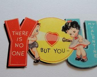 1930s Valentine