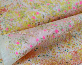 DOUBLE GAUZE- Pink Birds Eye, Nani IRO, Japanese Fabric, Double Gauze Cotton Fabric