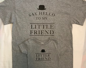 Say Hello To My Little Friend Set