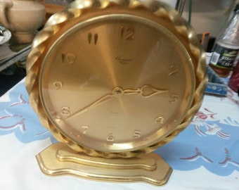 Vintage Rosemont Geneve 8 Days Swiss Clock