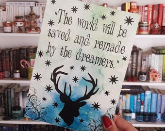 Remade by the Dreamers Print