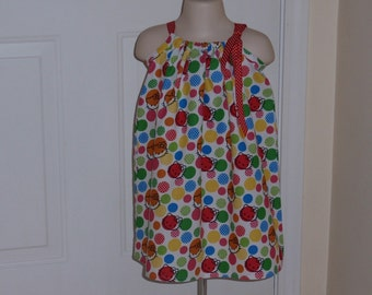 Hello Kitty Pillowcase Dress