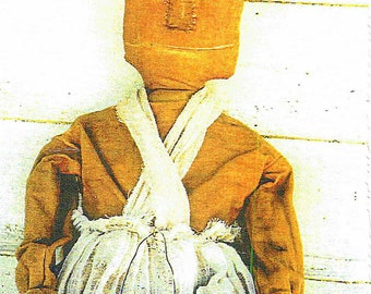 Pumpkinhead Doll