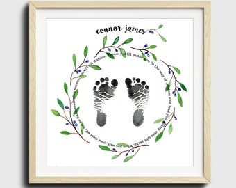 Custom Nursery Art: Olive You