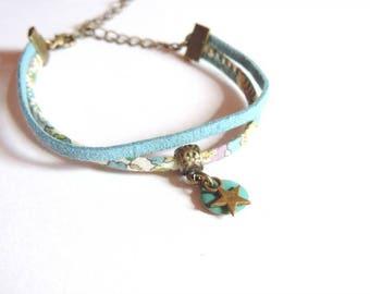 Bracelet - Double Je (Liberty Betsy Ann)