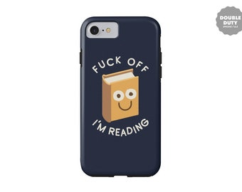 ALL BOOKED UP - phone cases