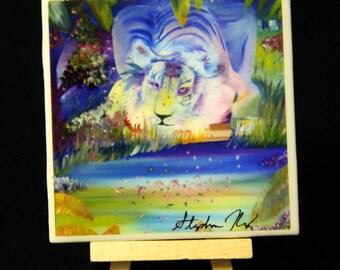 Tiger Coaster