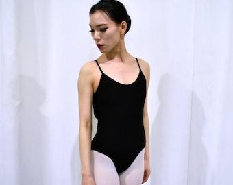 Arielle Ballet Leotard - High Cut Leg with Strap Back - Small