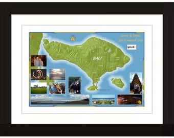 Include Basic Framing for Your Map