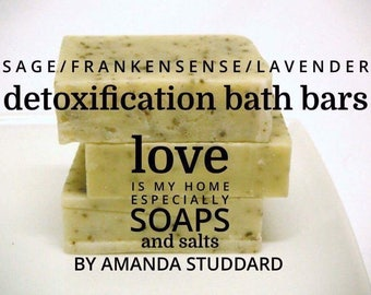 Detoxification Bath Bar
