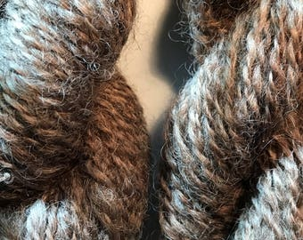 Wool Singles, Hand Spun. When You Just Need a Small Amount.