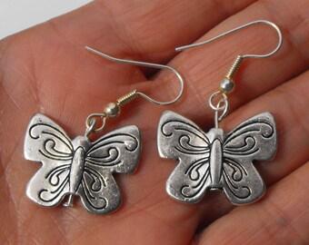 Earrings metal BCL.2365