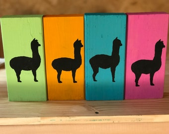 Alpaca Table Decor