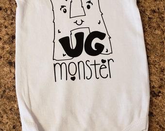 Hug Monster Onsie