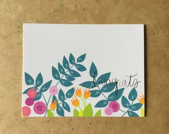 Congratulations Card (Notecards, Postcards, Greeting Cards, Cards)