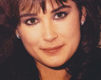 Demi Moore So Young 4x6 Photo