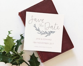 Jane Save the Date